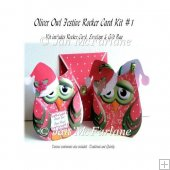 OLIVER OWL FESTIVE ROCKER CARD KIT #1