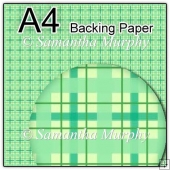 ref1_bp216 - Green Tartan Checks