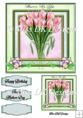 Flowers for You 2 Card