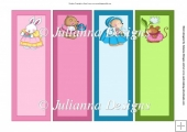 Girls Bookmarks 1