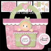 Baby Girl Handbag Mini Kit