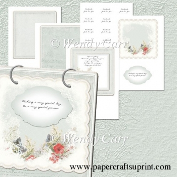 RTP Frilled Card Front(Retiring in August)