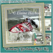 Windsurf Birthday Mini Kit