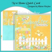 New Home Quick Card