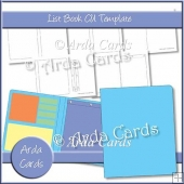 List Book CU Template
