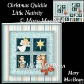Christmas Quickie - Little Nativity