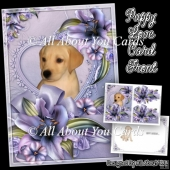Puppy Love Card Front