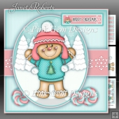 Gingerbread Kisses Mini Kit