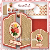 Gatefold card set 1