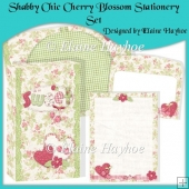 Shabby Chic Stationery Box Set
