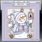 Chilly with Bird House Lilac Mini Kit