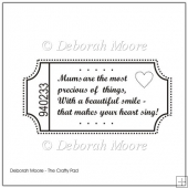 Mum Digital Stamp/Sentiment