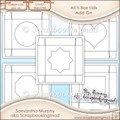 Window Box Card Add On