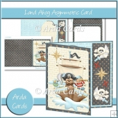 Land Ahoy Asymmetric Card
