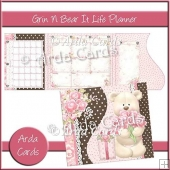 Grin N Bear It Life Planner