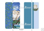 "Water's |Edge ""Night Owls"" Bookmark Sheet"