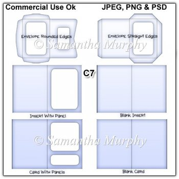sd card label template - c7 envelope card insert templates commercial use