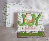Joy to the World Card Kit