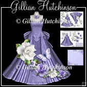The Lilac Dress