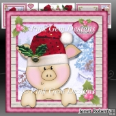 Piggin' Christmas Mini Kit