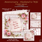 Anniversary - Husband to Wife