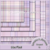 Lilac Plaid Papers