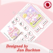 Fairytale Dreams Card Front