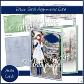 Urban Stroll Asymmetric Card