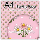 ref1_bp603 - Pink Daisy Flowers