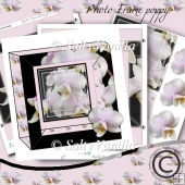 Photo Frame orchidee