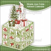 Simple Joys Cube Advent Calendar