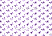 pretty purple butterflies A4 backing paper