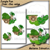 Jungle Fun - Over The Edge