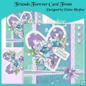 Friends Forever Card Front