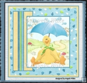 Duck under the weather 7x7