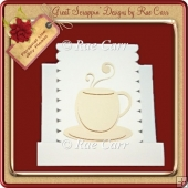 366 Coffee Time Step Card *Multiple MACHINE Formats*