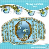 Always Gatefold Card & Envelope