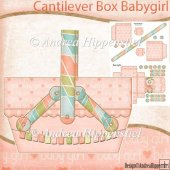 Cantilever Box Baby Girl