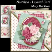 Nostalgia - Layered Card