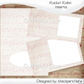 Rockin' Robin Inserts(Retiring in August)