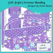 Still Joyful Christmas Handbag