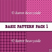 Basic Pattern Pack 1