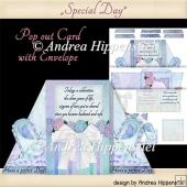 Pop Out Card Special Day