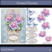 Frosted Dreams - Card Front