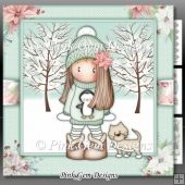 Winter Wonderland Chloe 2 Mini Kit