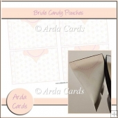 Bride Candy Pouches
