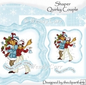 Shaper - Quirky Couple(Retiring in August)