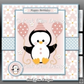 Penguin Birthday 2 Mini Kit