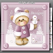 Barclay Bears First Christmas 2 Mini Kit