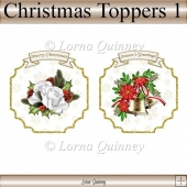 Christmas Toppers 1